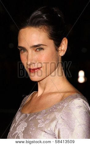HOLLYWOOD - DECEMBER 06: Jennifer Connelly at the premiere of