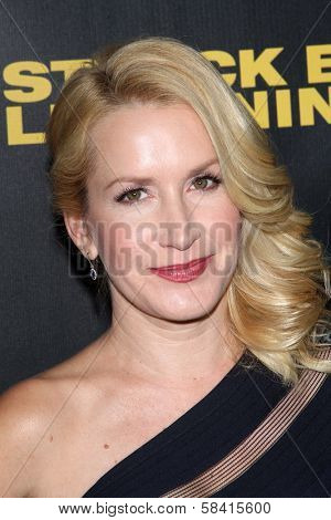 Angela Kinsey at the