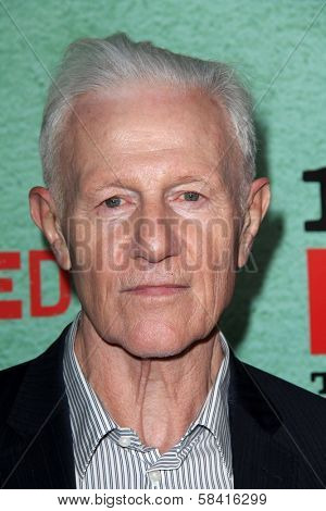 Raymond Barry at the Premiere Screening of FX's