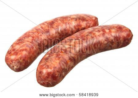 Two Smoked Italian Sausage