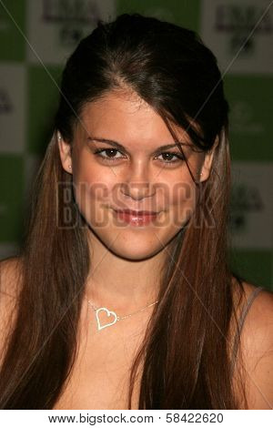 LOS ANGELES - NOVEMBER 08: Lindsey Shaw at the 16th Annual Environmental Media Association Awards on November 08, 2006 at Wilshire Ebell Theatre in Los Angeles, CA.