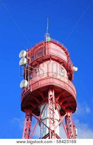 Campen Lighthouse Germany