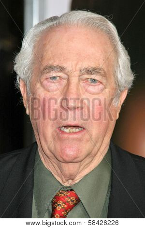 WESTWOOD, CA - DECEMBER 07: James Karen at the premiere of