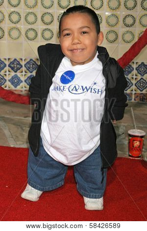 WESTWOOD, CA - DECEMBER 07: Joseph Calderon at the premiere of