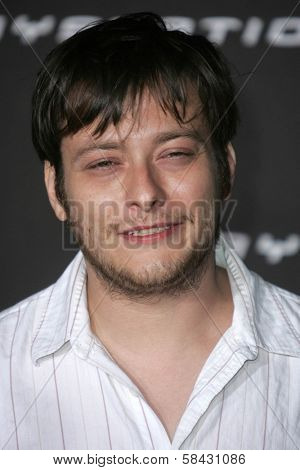 Edward Furlong at the Playstation 3 Launch Party. 9900 Wilshire Boulevard, Beverly Hills, California. November 8, 2006.