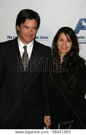 Jason Bateman and Amanda Anka at the Friends of the Los Angles Free Clinic Annual Dinner Gala. Beverly Hilton Hotel, Beverly Hills, California, November 20, 2006.