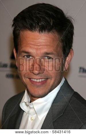 Mark Wahlberg at the Friends of the Los Angles Free Clinic Annual Dinner Gala. Beverly Hilton Hotel, Beverly Hills, California, November 20, 2006.