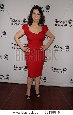 Nigella Lawson at the Disney ABC Television Group 2013 TCA Winter Press Tour, Langham Huntington Hotel, Pasadena, CA 01-10-13