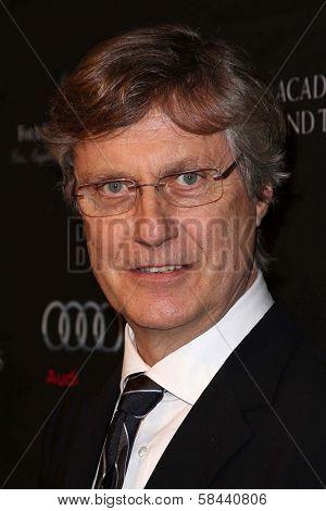 Lasse Hallstrom at the BAFTA Los Angeles 2013 Awards Season Tea Party, Four Seasons Hotel, Los Angeles, CA 01-12-13