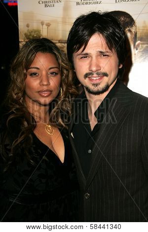 Freddy Rodriguez  at the