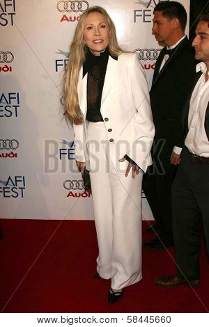 Faye Dunaway at the AFI Fest 2006 Opening Night Premiere of