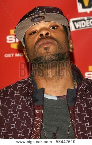Method Man at Spike TV's 2006 Video Game Awards. The Galen Center, Los Angeles, California. December 8, 2006.
