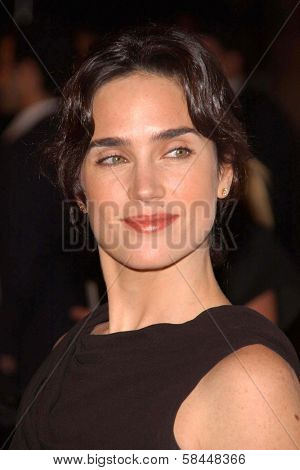 LOS ANGELES - NOVEMBER 29: Jennifer Connelly at the GQ Man of the Year Awards at Sunset Tower Hotel November 29, 2006 in Los Angeles, CA.