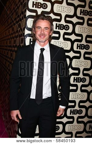 Sam Trammell at HBO's Official Golden Globe Award After Party, Beverly Hilton Hotel, Beverly Hills, CA 01-13-13