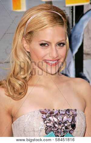 LOS ANGELES - NOVEMBER 12: Brittany Murphy at the world premiere of