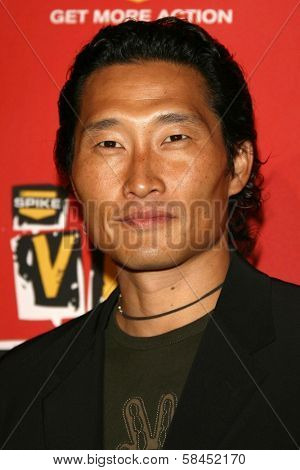 Daniel Dae Kim at Spike TV's 2006 Video Game Awards. The Galen Center, Los Angeles, California. December 8, 2006.
