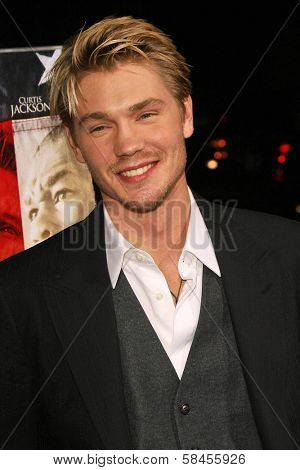 BEVERLY HILLS - DECEMBER 05: Chad Michael Murray at the World Premiere of
