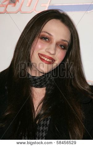 LOS ANGELES - DECEMBER 31: Kat Dennings at the Gridlock New Years Eve 2007 Party on December 31, 2006 at Paramount Studios, Los Angeles, CA.