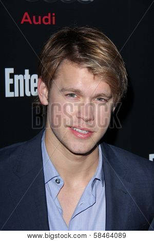 Chord Overstreet at the Entertainment Weekly Pre-SAG Party, Chateau Marmont, West Hollywood, CA 01-26-13