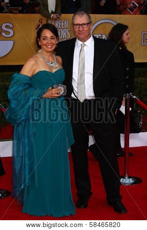 Ed O'Neill at the 19th Annual Screen Actors Guild Awards Arrivals, Shrine Auditorium, Los Angeles, CA 01-27-13