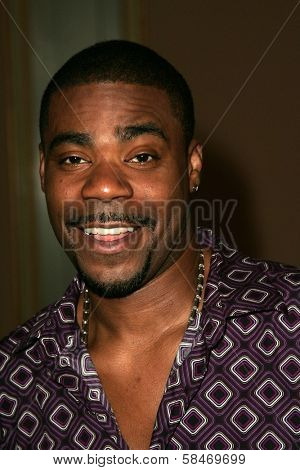 PASADENA - JULY 22: Tracy Morgan at the NBC TCA Press Tour at Ritz Carlton Huntington Hotel on July 22, 2006 in Pasadena, CA.