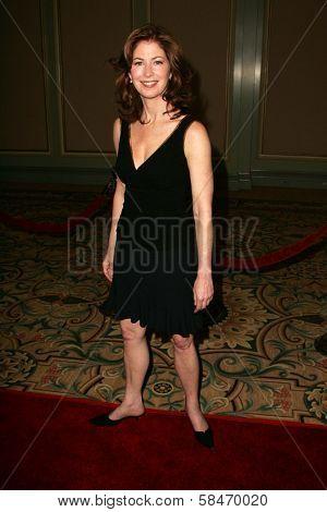 PASADENA - JULY 22: Dana Delany at the NBC TCA Press Tour at Ritz Carlton Huntington Hotel on July 22, 2006 in Pasadena, CA.