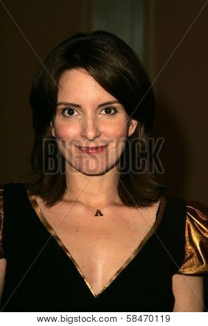 PASADENA - JULY 22: Tina Fey at the NBC TCA Press Tour at Ritz Carlton Huntington Hotel on July 22, 2006 in Pasadena, CA.