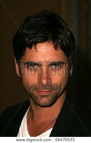 PASADENA - JULY 22: John Stamos at the NBC TCA Press Tour at Ritz Carlton Huntington Hotel on July 22, 2006 in Pasadena, CA.