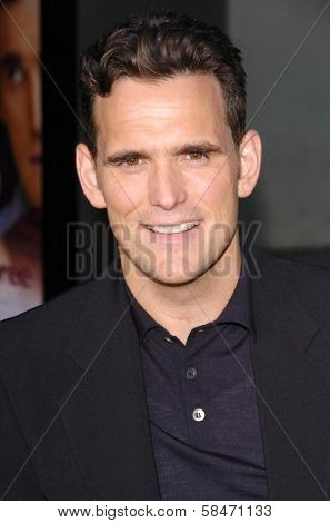 HOLLYWOOD - JULY 10: Matt Dillon at the premiere of