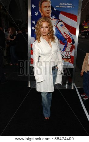 HOLLYWOOD - JULY 26: Tracey E. Bregman at the Premiere Of