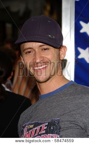 HOLLYWOOD - JULY 26: Clifton Collins Jr at the Premiere Of
