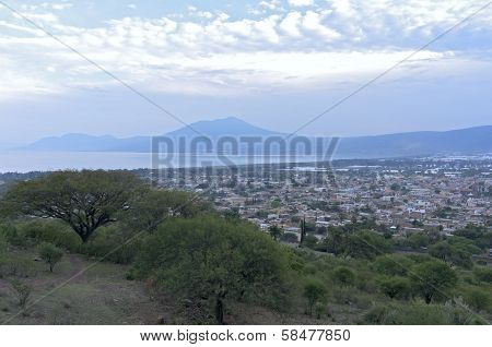 Jocotepec And Lake Chapala