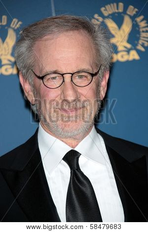 Steven Spielberg at the 65th Annual Directors Guild Of America Awards Press Room, Dolby Theater, Hollywood, CA 02-02-13