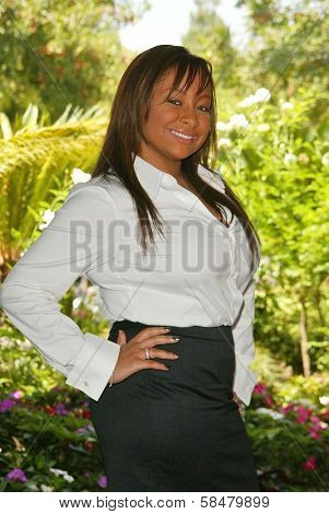 PASADENA - JULY 10: Raven-Symone at ABC's TCA Press Tour at The Ritz-Carlton on July 10, 2006 in Pasadena, CA.