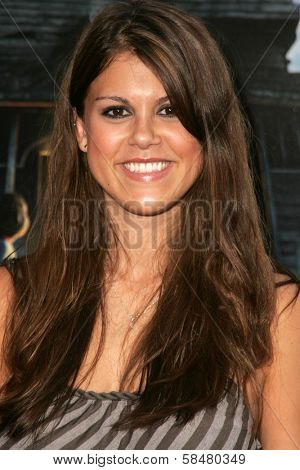WESTWOOD - JULY 17: Lindsey Shaw at the premiere of