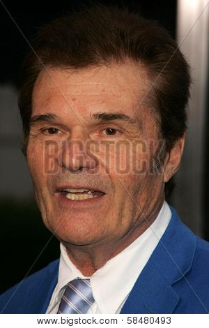 WESTWOOD - JULY 17: Fred Willard at the premiere of