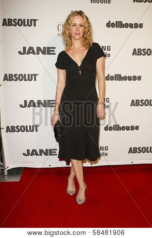 BEVERLY HILLS - JULY 20: Sarah Paulson at Jane Magazine's