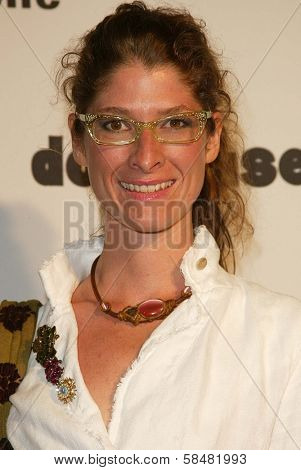 BEVERLY HILLS - JULY 20: Angela Kessler at Jane Magazine's