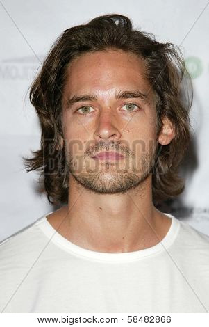SANTA MONICA - JULY 23: Will Kemp at the Sexy Summer Soire Party hosted by H.U.G.E benefiting Heal The Bay at AKWA Restaurant and Club on July 23, 2006 in Santa Monica, CA.