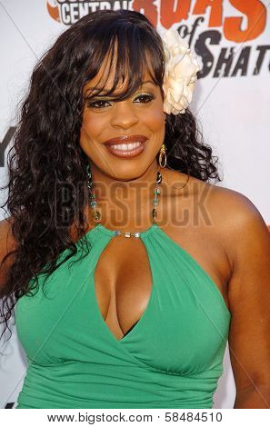 STUDIO CITY, CA - AUGUST 13: Niecy Nash at