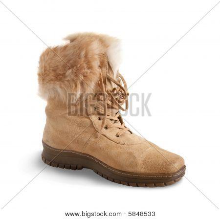 Shammy Fur  Boot