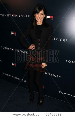 Perrey Reeves at the Tommy Hilfiger West Coast Flagship Grand Opening Event, Tommy Hilfiger, West Hollywood, CA 02-13-13
