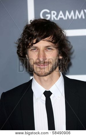 Wouter De Backer at the 55th Annual GRAMMY Awards, Staples Center, Los Angeles, CA 02-10-13
