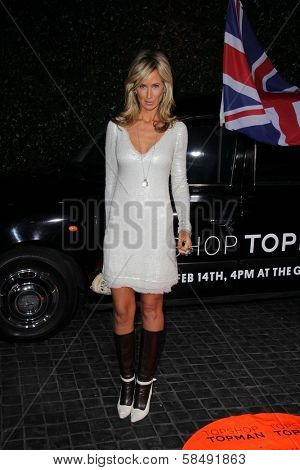 Lady Victoria Hervey at the Topshop Topman LA Opening Party, Cecconis, West Hollywood, CA 02-13-13