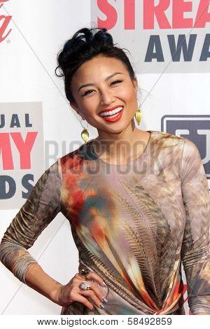 Jeannie Mai at the 3rd Annual Streamy Awards, Hollywood Palladium, Hollywood, CA 02-17-13