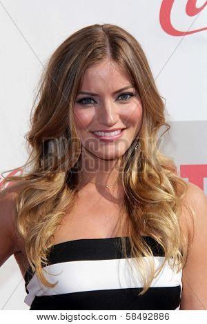 Justine Ezarik at the 3rd Annual Streamy Awards, Hollywood Palladium, Hollywood, CA 02-17-13