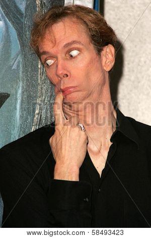 WESTWOOD - JULY 17: Doug Jones at the premiere of