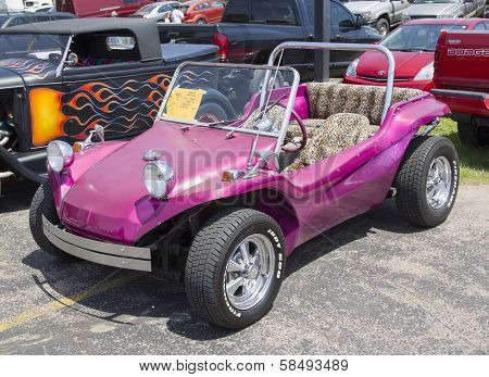 1969 Purple Manx Dune Buggy