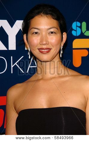 HOLLYWOOD - JULY 11: Jeanette Lee at ESPN The Magazine's