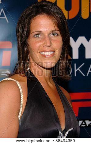 HOLLYWOOD - JULY 11: Dana Jacobson at ESPN The Magazine's